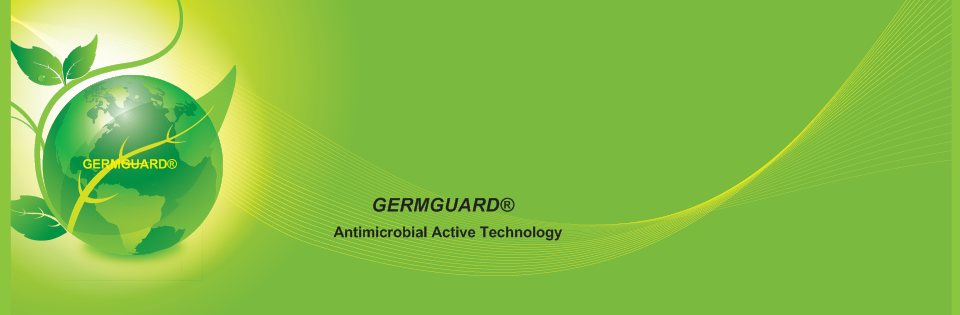 GERMGUARD - INSPIRED BY NATURE  PERFECTED BY SCIENCE